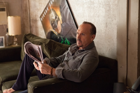 Birdman, Michael Keaton