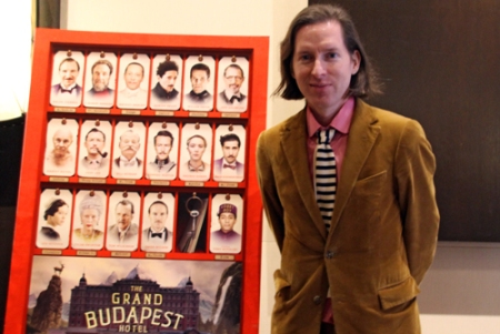 The Grand Budapest Hotel Wes Anderson