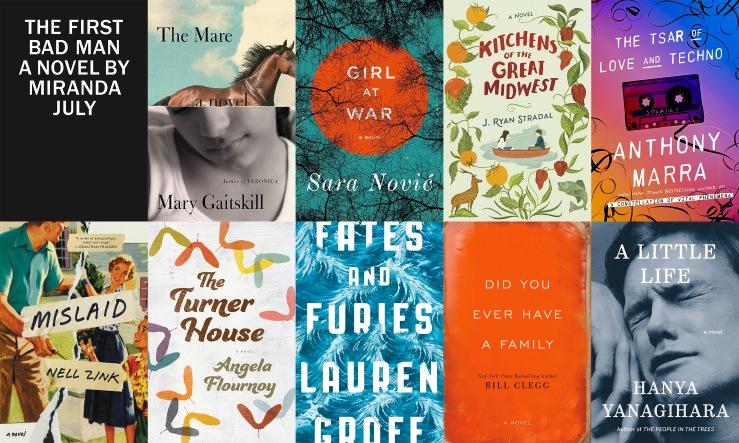Favorite books of 2015