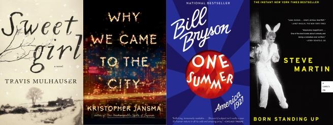 Feb 2016 Books Read