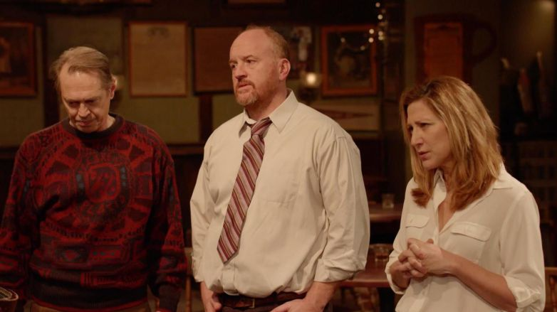 Horace and Pete trio