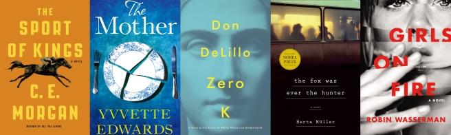 may 2016 books