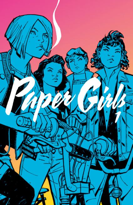 Paper Girls Trade