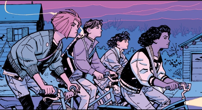 'Paper Girls' is the best new comic to read right now
