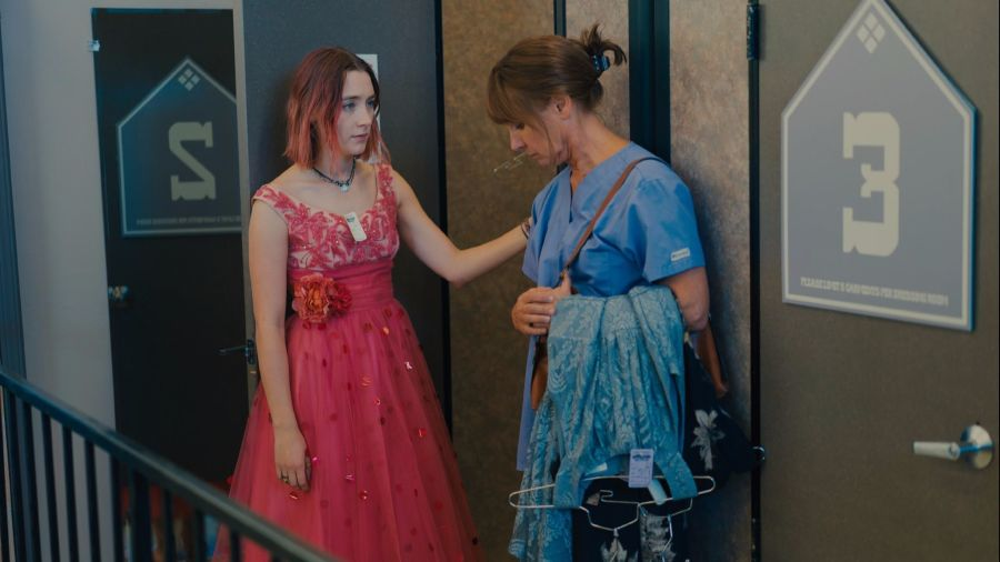 lady bird with mom