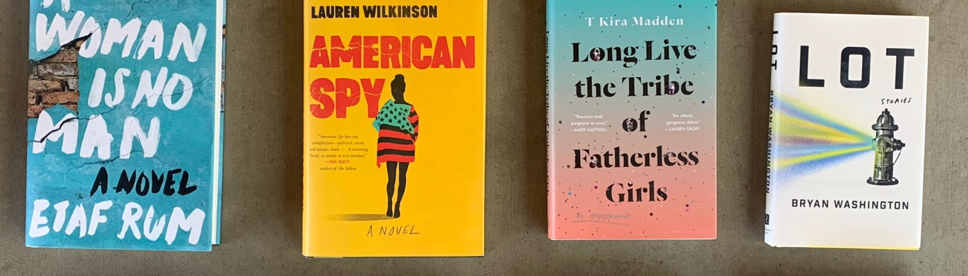 Here are a dozen books from the first quarter of 2019 you